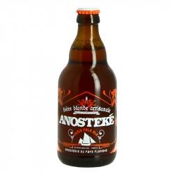 ANOSTEKE IPA Bière Blonde Artisanale 33CL