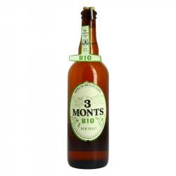 Trois Monts Pure Malt Bière BIO