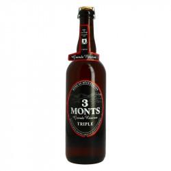 3 MONTS Bière Triple Grande Réserve