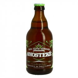 ANOSTEKE Bière Blonde Artisanale 33 cl