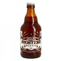 Anosteke Prestige Bière Blonde Artisanale 33 cl