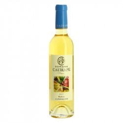 BOLERO Jurançon Domaine CAUHAPE Vin Blanc Demi-Bouteille 37.5 cl