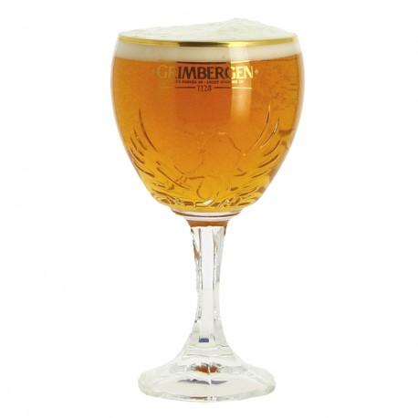 VERRE Bière GRIMBERGEN