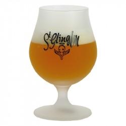 VERRE à Bière ST GLINGLIN