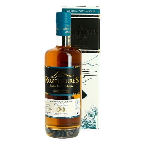 Whisky ROZELIEURES Finition fut de PORTO Collection fût unique