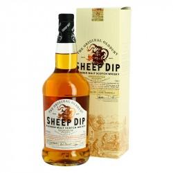 SHEEP DIP Whisky Scottich Blended Malt 70 cl