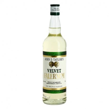 Taylor's Velvet Falernum Liqueur pour Cocktail