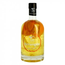 PUNCH au Rhum CED BIO Orange Citron 70 cl