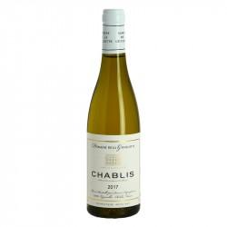 CHABLIS Domaine de la GENILLOTTE Vin Blanc Demi Bouteille 37.5 cl