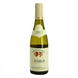 Chablis par Maurice Lecestre Vin Blanc de Bourgogne Demi Bouteille 37.5 cl