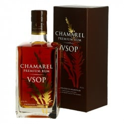 CHAMAREL VSOP Rhum Ambré Ile Maurice