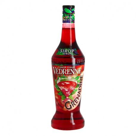 Sirop Grenadine Vedrenne 70cl