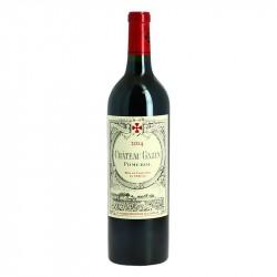 Château GAZIN POMEROL 2014 Vin Rouge de Bordeaux