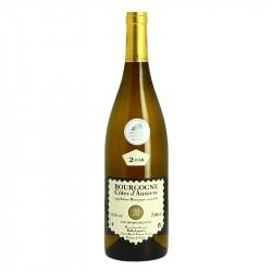 Bourgogne Côtes d'AUXERRE de Bailly Lapierre Vin Blanc