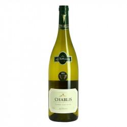 """La CHABLISIENNE Chablis BIO Cuvée """"Dame Nature"""" Vin Blanc Biologique"""