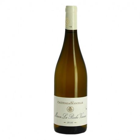 Château de NANCELLE Mâcon La Roche Vineuse Vin Blanc de Bourgogne