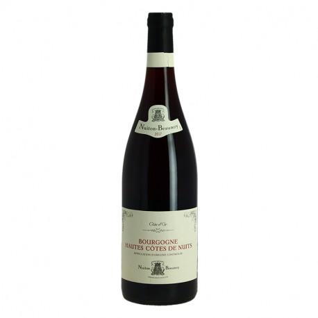 Nuiton-Beaunoy Côte d'Or Vin de Bourgogne Hautes-Côtes de Nuits