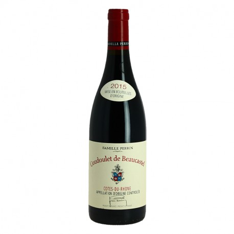 Domaine Perrin Coudoulet de Beaucastel Côtes du Rhône Vin Rouge