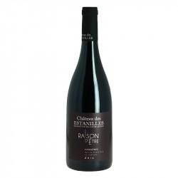 Raison d'être Château des Estanilles Faugeres Vin Rouge BIO du Languedoc