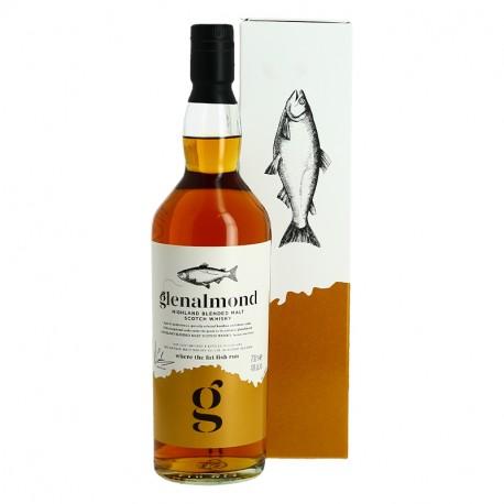 Whisky GLENALMOND Highlands Blended Malt Scotch 70 cl