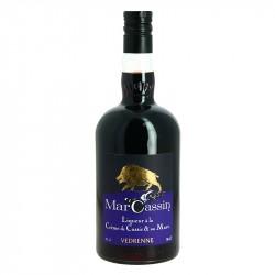 MARCASSIN Apéritif à base de Marc de Bourgogne et de Crème de Cassis