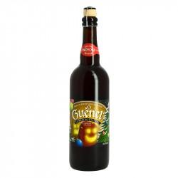 GUENEL Bière de NOËL Brasserie Noyon 75 cl