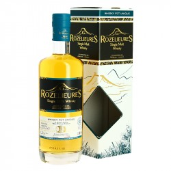 ROZELIEURES Whisky de Lorraine finition fût de Tokaji