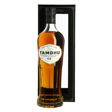 TAMDHU 12 Ans Speyside Single Malt Scotch Whisky