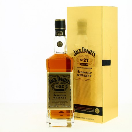 JACK DANIEL'S GOLD N°27
