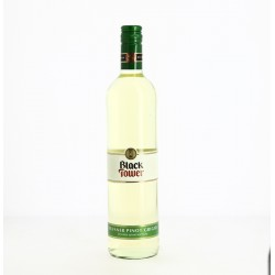 BLACK TOWER Silvaner Pinot Grigio Vin Blanc Allemagne 2014 75 cl