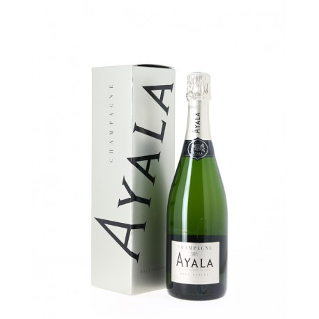 Champagne Ayala Brut Nature Champagne Ultra Brut 75cl