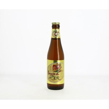 BRUGSE ZOT Bière Belge Blonde 33 cl