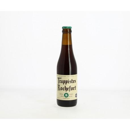 Bière Trappiste Rochefort 8