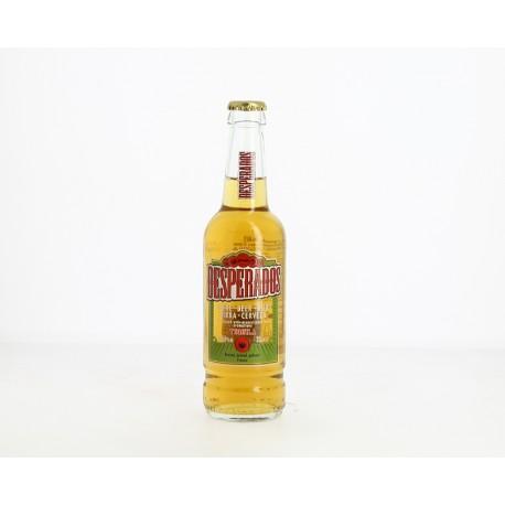 DESPERADOS Classique Bière aromatisée à la Téquila 33 cl