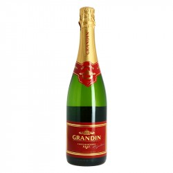 GRANDIN BRUT METHODE TRADITIONELLE