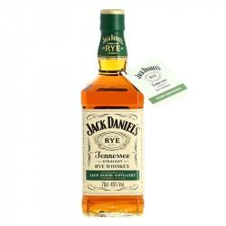 JACK DANIEL'S Rye Tenesse Straight Whiskey