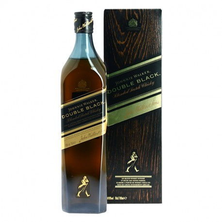 Johnnie Walker Double Black Blended Whisky