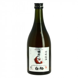 Akashi Tai Shiraume Ginjo UMESHU Liqueur de Prune Japonaise