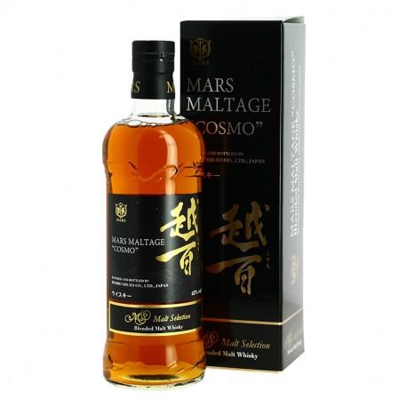 MARS Maltage COSMO Blended Malt Whisky Japonais