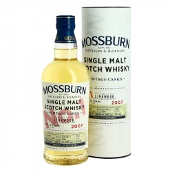 MOSSBURN N°1 LINKWOOD 10 ans Speyside Single Malt Scotch Whisky