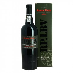 Ramos Pinto Porto LBV (Late Bottled Vintage)