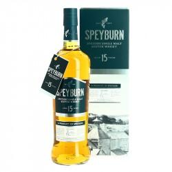 SPEYBURN 15 ans Speyside Single Malt Scotch Whisky
