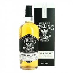TEELING Irish Whiskey fini en fut de Stout de la brasserie GALWAY BAY