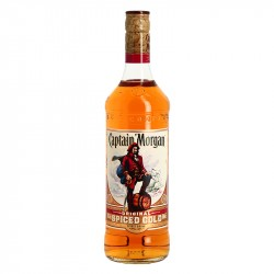 Captain Morgan Original Spiced Gold Rhum 70 cl
