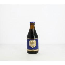 Chimay Etiquette Bleu Bière belge brune 33 cl