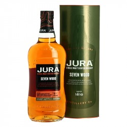 Jura SEVEN WOOD Isle of Jura Whisky