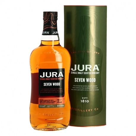 Jura SEVEN WOOD Isle of Jura Whisky