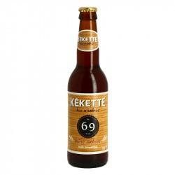 KEKETTE Bière Ambrée 6.9° 33CL