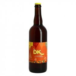 La DK Bière Triple Artisanale des Flandres 75 cl