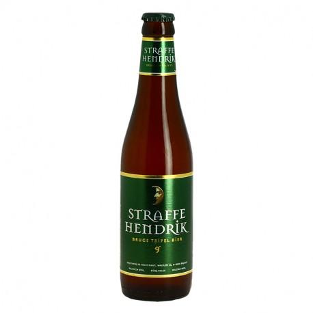 Bière Straffe Hendrik Triple 33cl